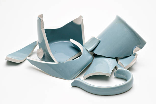 Broken Cup Stock Photos, Pictures & Royalty-Free Images - iStock