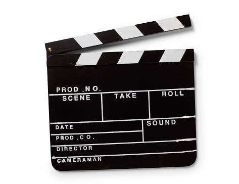 Film Slate Stock Photo - Download Image Now - iStock