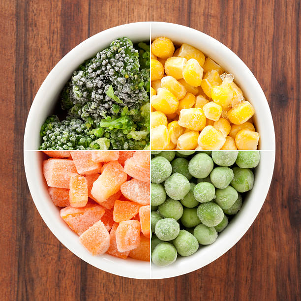 Royalty Free Frozen Vegetables Pictures, Images and Stock ...