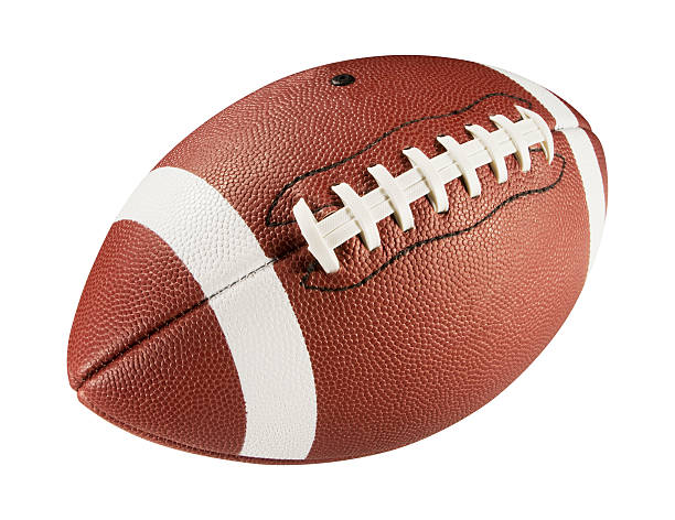 Royalty Free American Football Ball Pictures, Images and Stock Photos - iStock
