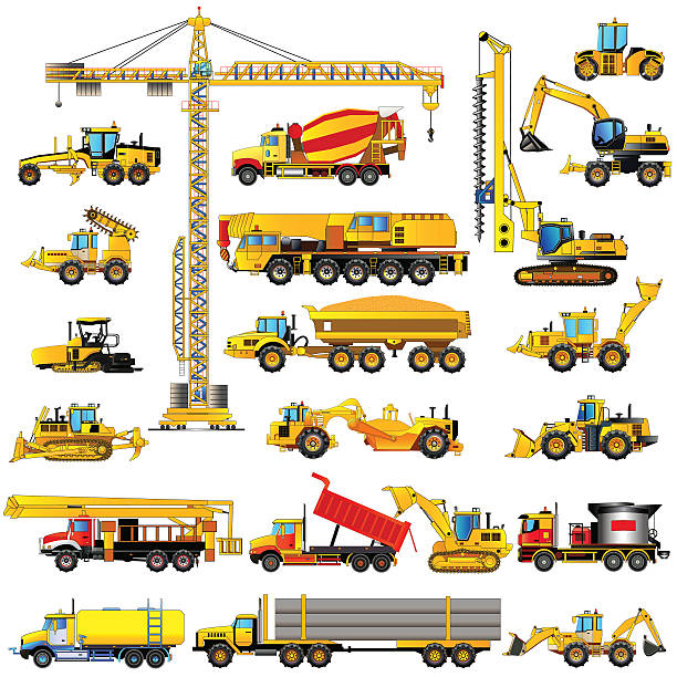 Best Construction Equipment Illustrations, Royalty-Free ...