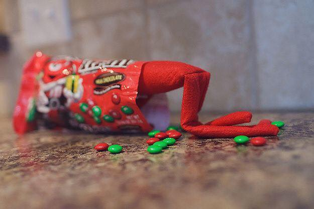 Sneaky: Elf on the Shelf Ideas in Photos – NBC Los Angeles