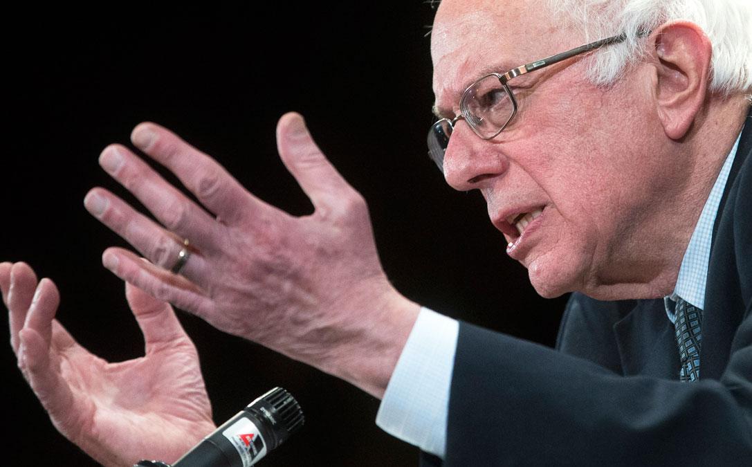 A Sanders Sweep?…