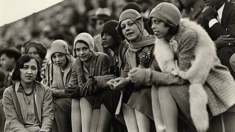 Photo History: The Fashions Of Women Of Color : The ...