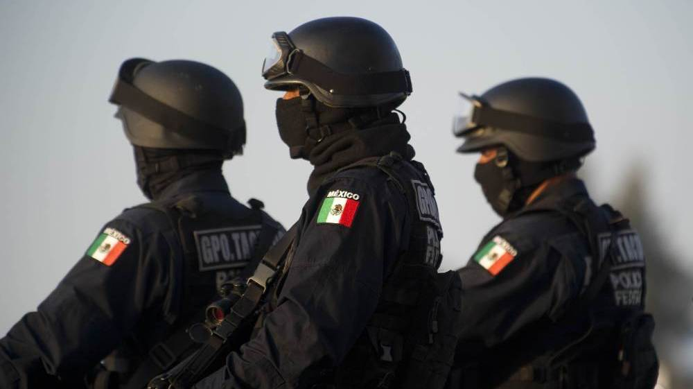 Mexico's annual homicide count on pace to be highest in decades as nearly 100 killed daily…
