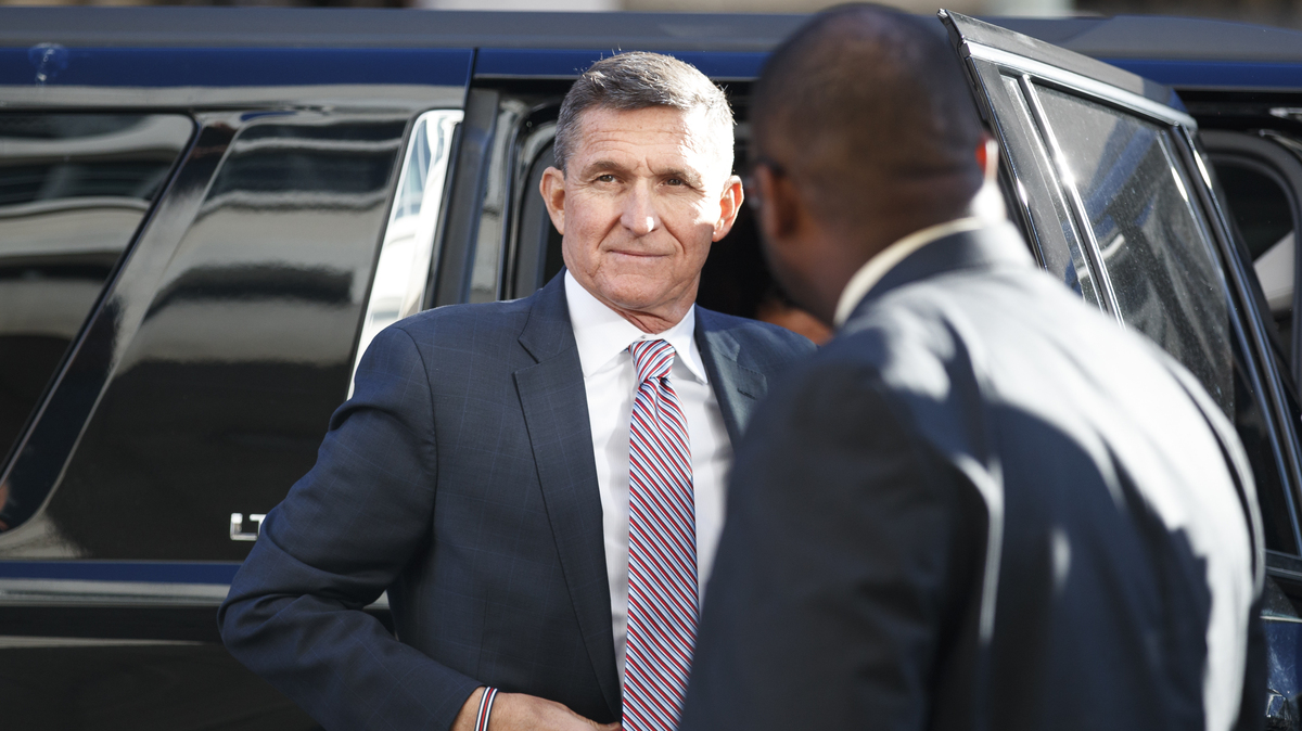 Michael Flynn's Sentencing Delayed By Judge Sullivan After ...
