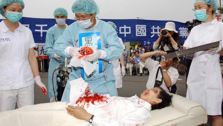 Why China fears the Falun Gong | Public Radio International