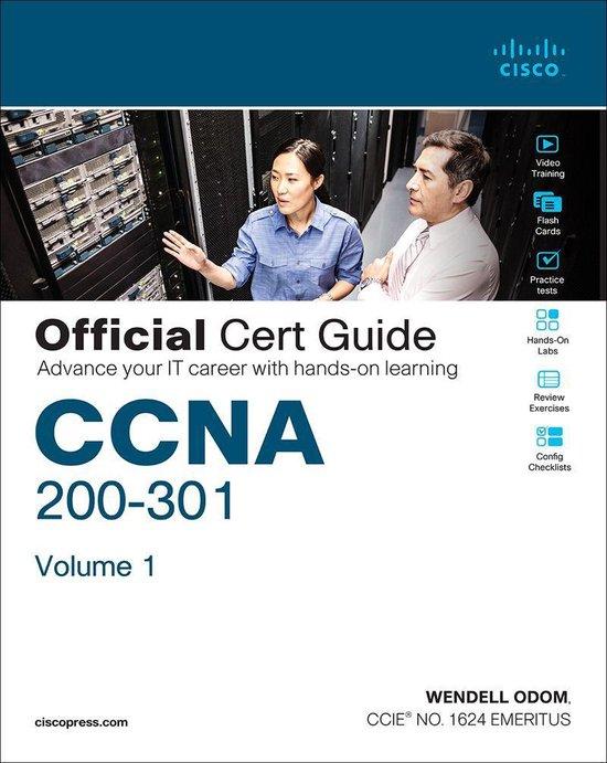 bol.com | CCNA 200-301 Official Cert Guide, Volume 1 ...