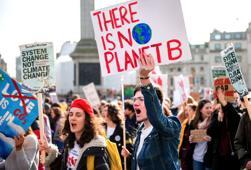 How this youth climate activist is turning up the pressure ...