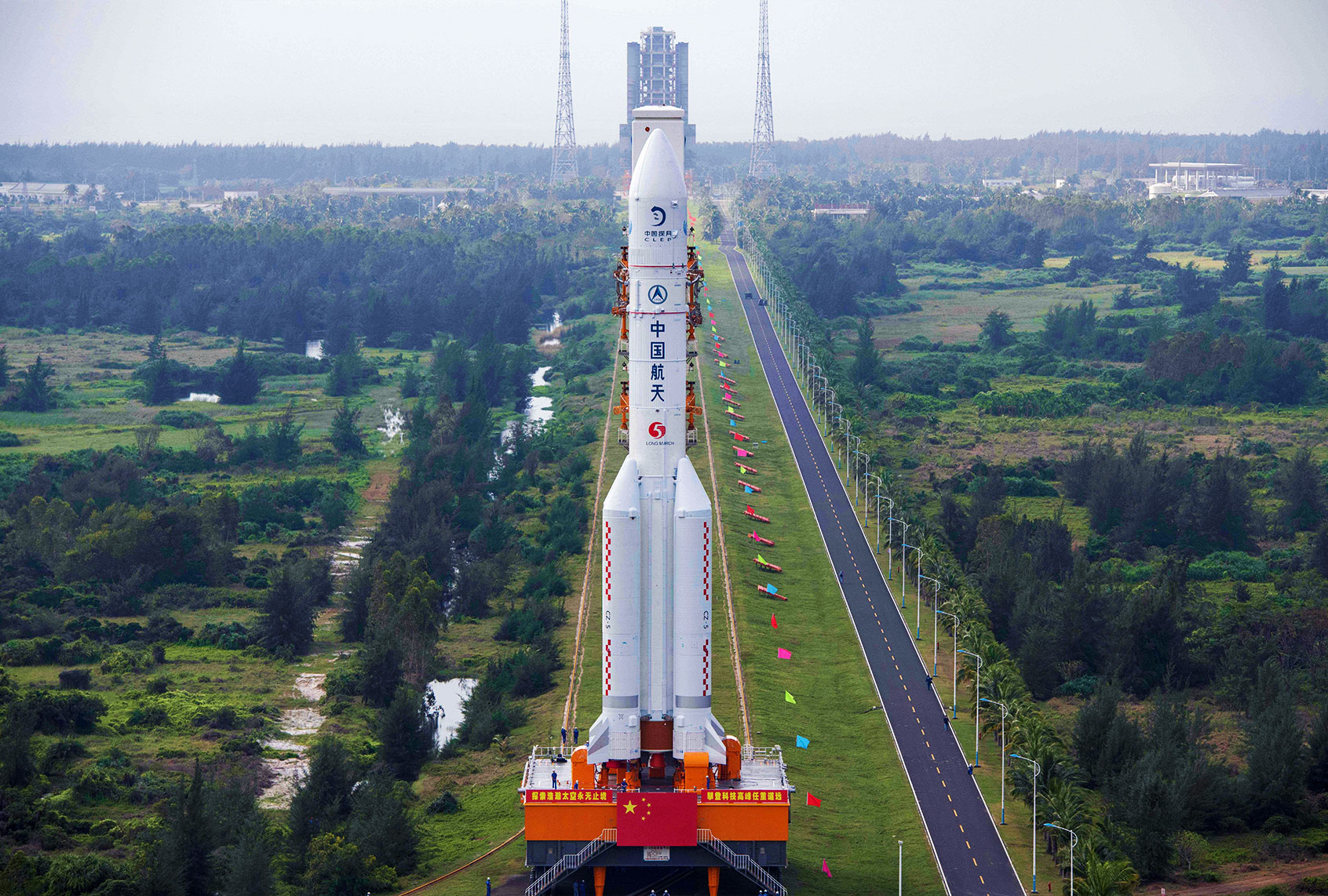 China's just-launched lunar mission will retrieve Moon ...