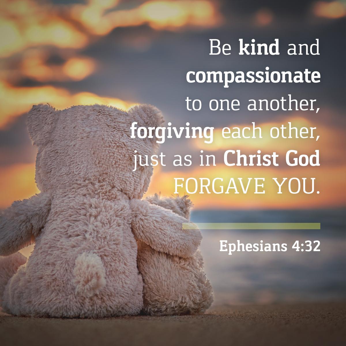 Ephesians 4:32 | KCIS 630
