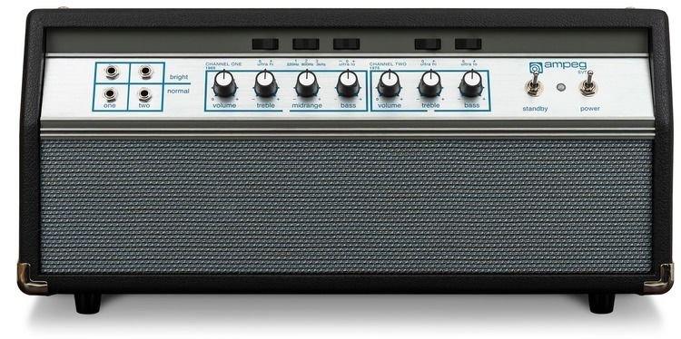 Ampeg Heritage 50th Anniversary SVT 300-Watt Tube Bass ...