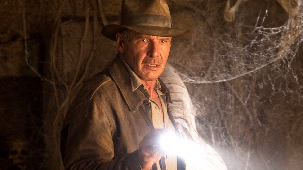 Harrison Ford Wants Indiana Jones to Die With Him | Vanity ...