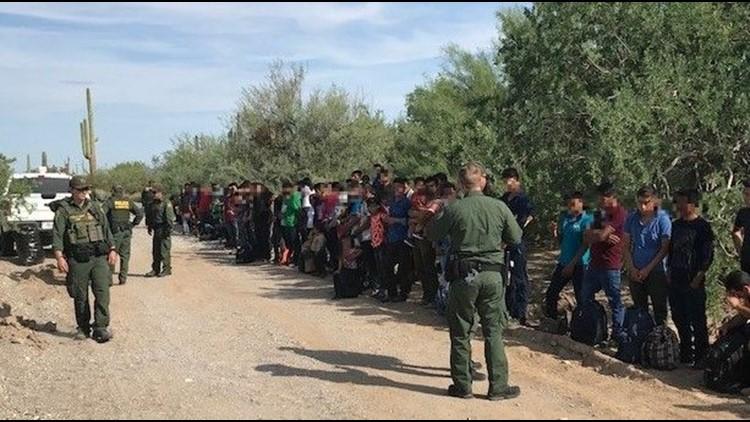 Arizona city struggles to handle mass release of migrant ...