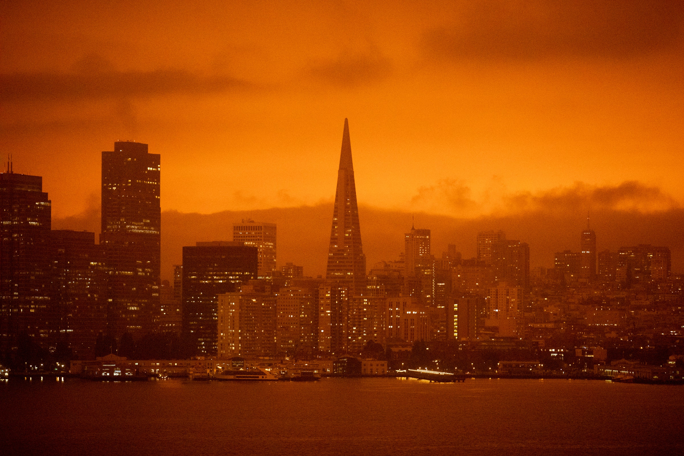 The Bay Area Just Turned Orange. All Eyes Are on PurpleAir | WIRED