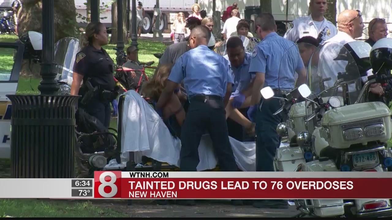 One K2 sample tests negative for Fentanyl as New Haven ...