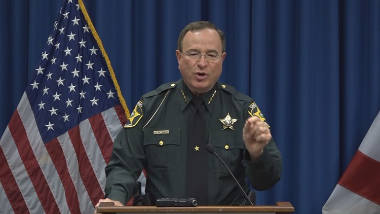 Polk County Sheriff Warns Rioters: Don't Take This into Neighborhoods. People Own Guns Here…