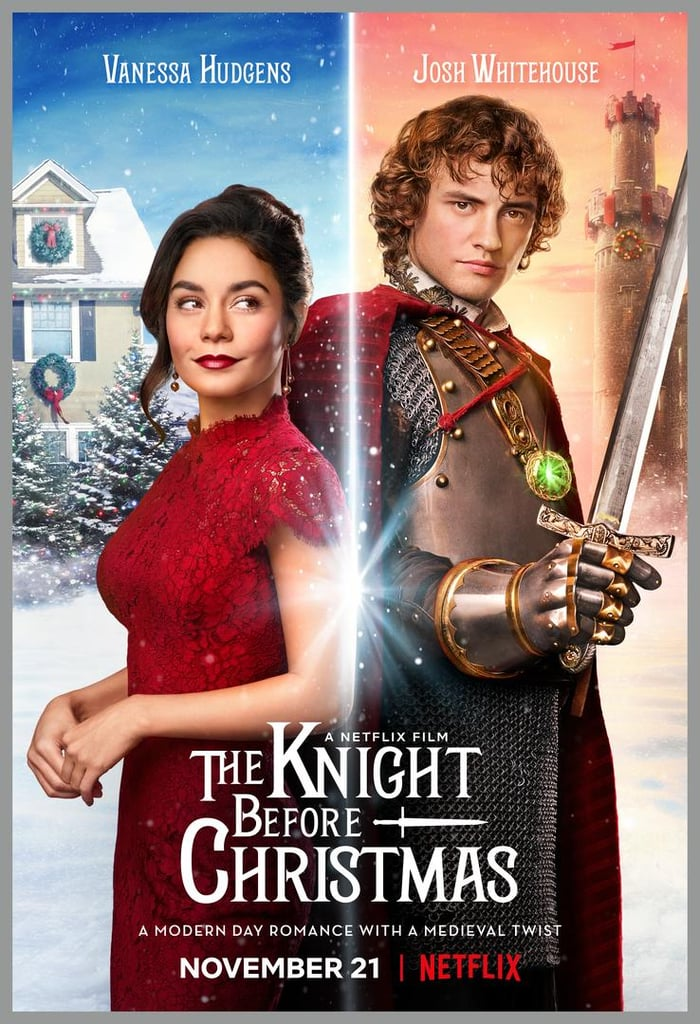 Prepare to get cozy when The Knight Before Christmas hits ...