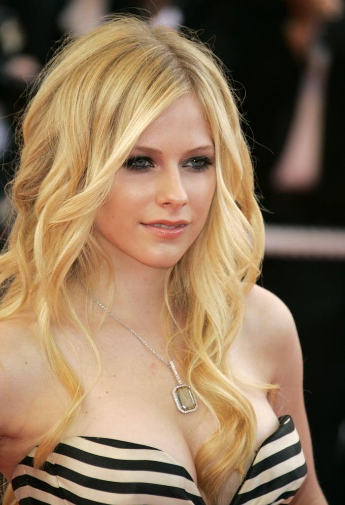 Avril Lavigne in 2006 | Avril Lavigne Best Beauty Looks ...