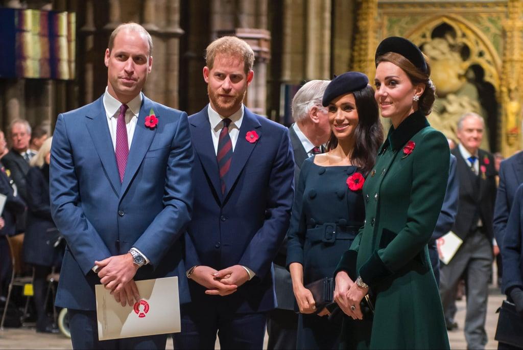 British Royal Family 2019 Calendar | POPSUGAR Celebrity