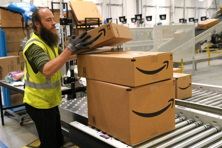 Amazon workers in six US warehouses reportedly test positive for COVID-19…