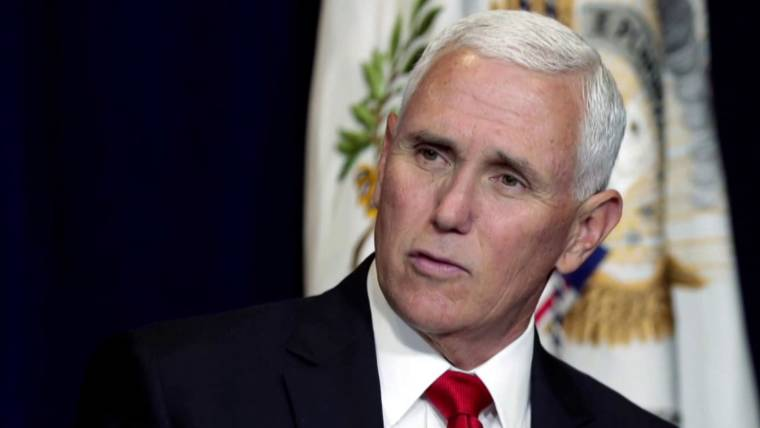 Pence staffer tests positive for coronavirus, becoming first-known case of a White House employee…