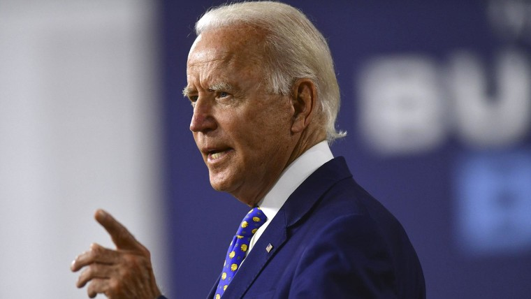 What will guide Joe Biden's vice presidential decision