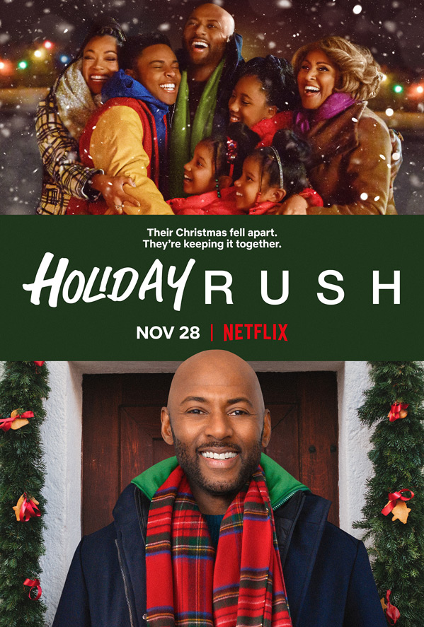 Romany Malco in First Trailer for Netflix Family Comedy ...