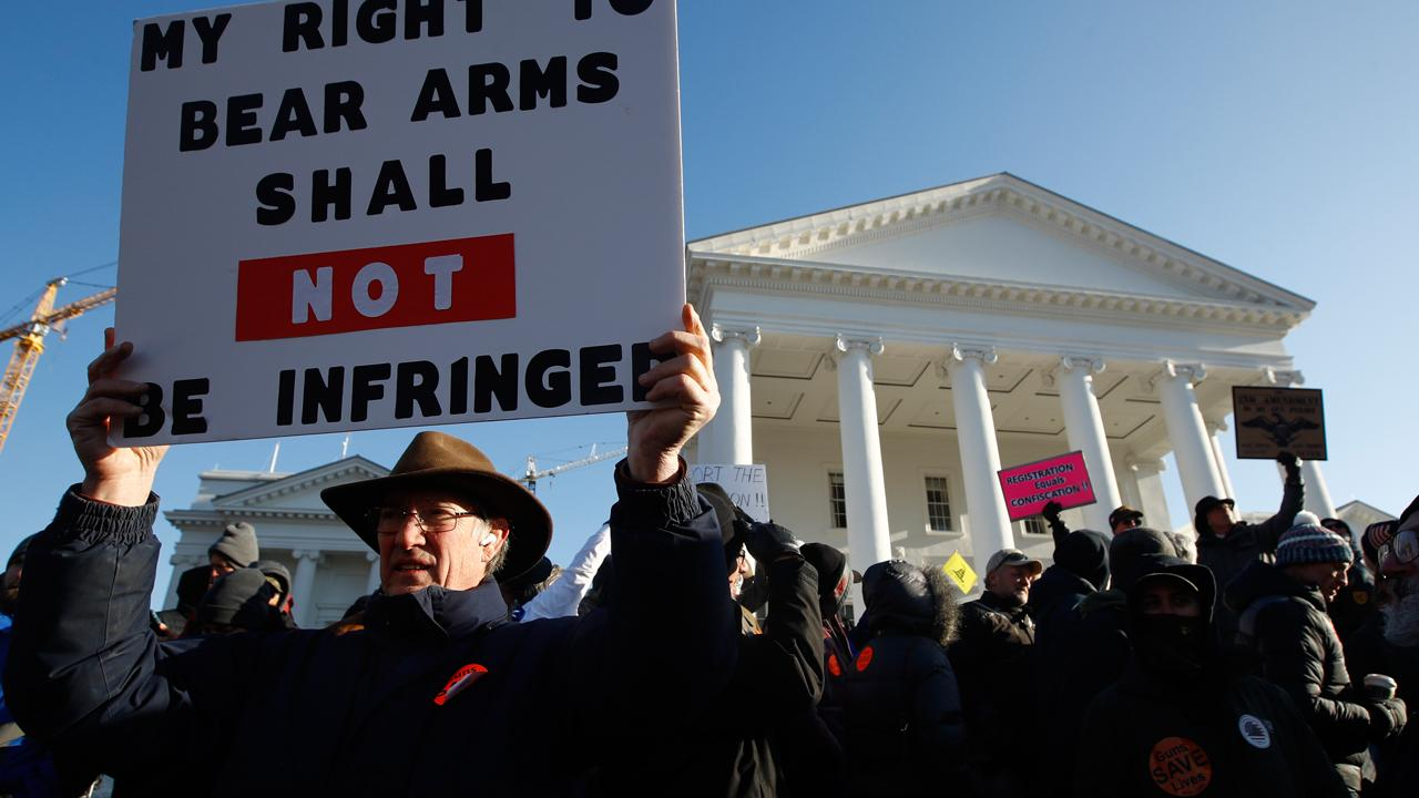 West Virginia lawmaker invites Virginia counties to join his state amid gun control pushback…