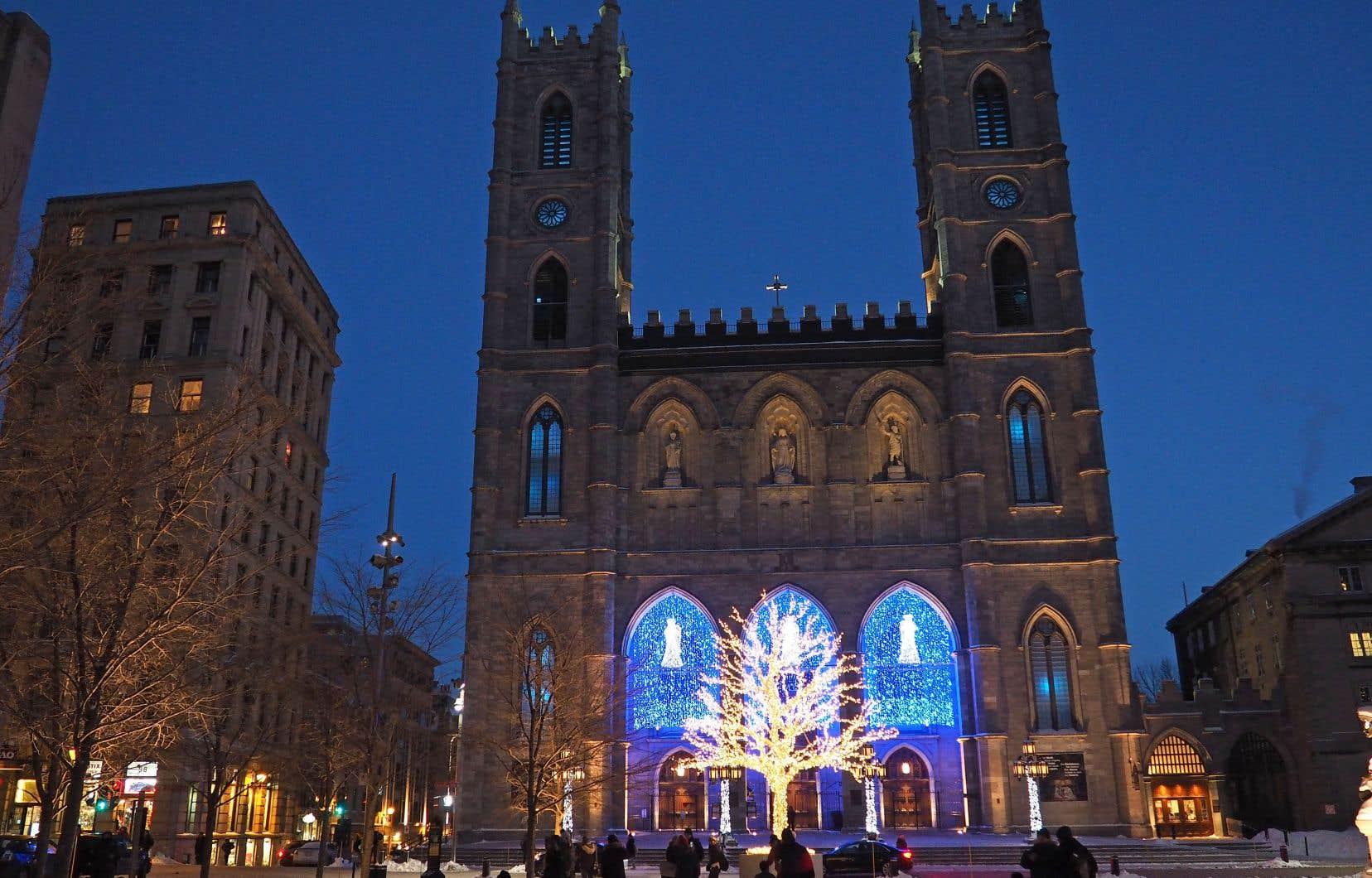 Découvrir Noël et Montréal sous les lumières | Le Devoir