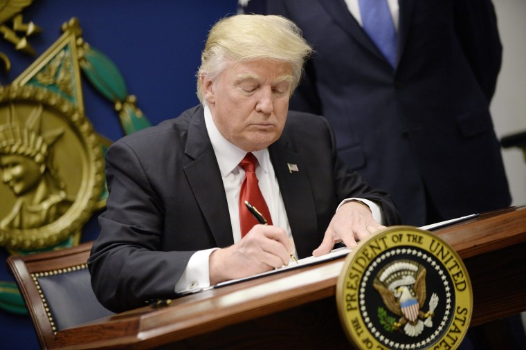 Trump Orders Armed Forces Reserve to Active Duty to Fight Drug Cartels…