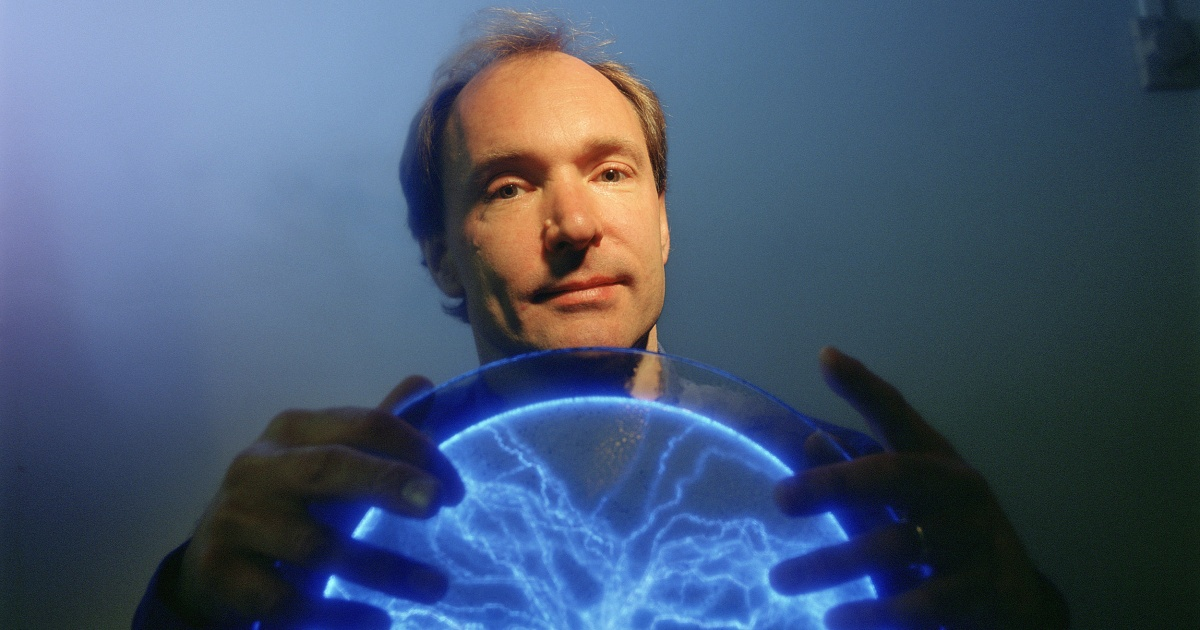 """Web inventor Tim Berners-Lee unveils plan to save the internet: """"Thirty years after he invented the World Wide Web, Tim Berners-Lee has released what he calls a """"roadmap to build a better web."""" His plan aims to halt abuse of the internet by governments, companies and individuals.""""…"""