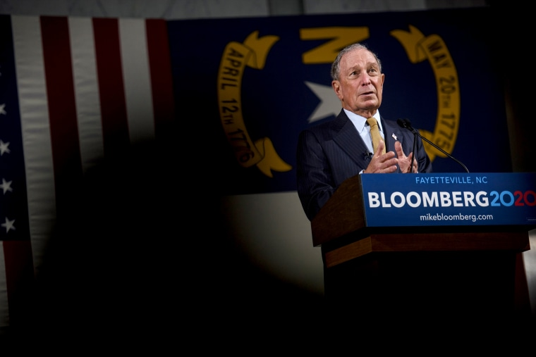 DNC changes debate rules, opening the door for Mini Mike Bloomberg…