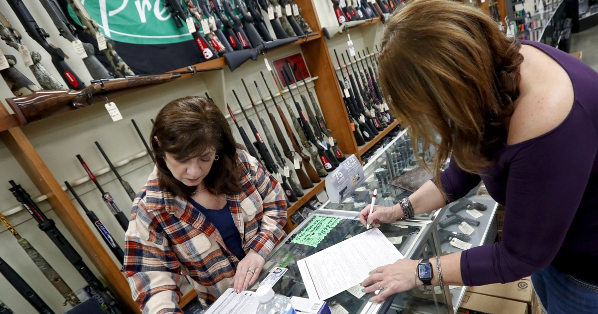 Buckling to pressure, many states deem gun stores 'essential,' allow them to remain open during pandemic…