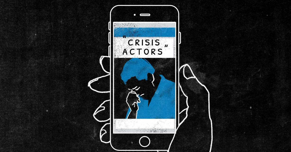 Notice: Casting call for crisis actors in Amissville, Virginia…