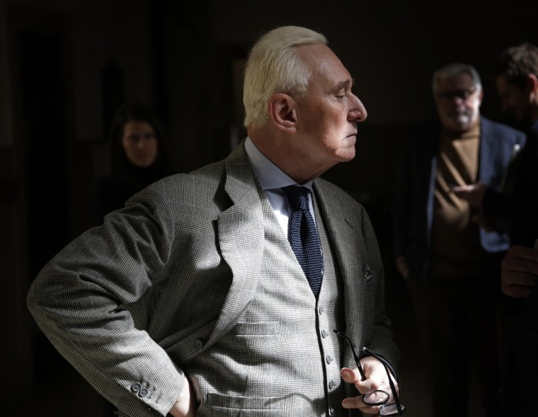 More Than 50,000 People Sign Petition Demanding Investigation Into DOJ's Roger Stone Reversal As Prosecutors Resign…