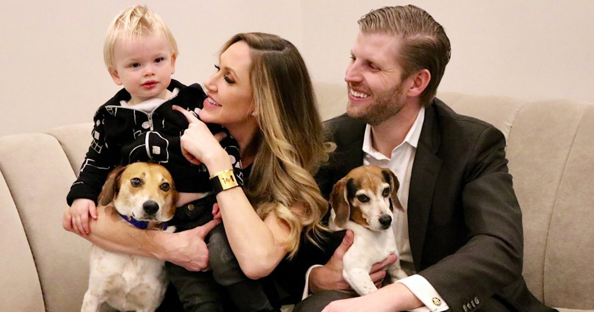 Eric and Lara Trump are expecting their second child