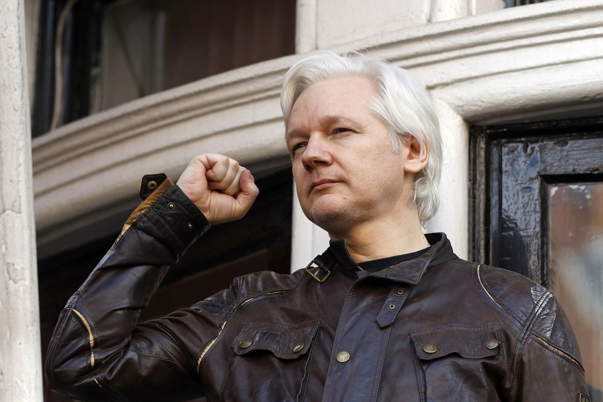 Julian Assange: Sweden Drops Rape Investigation Into ...