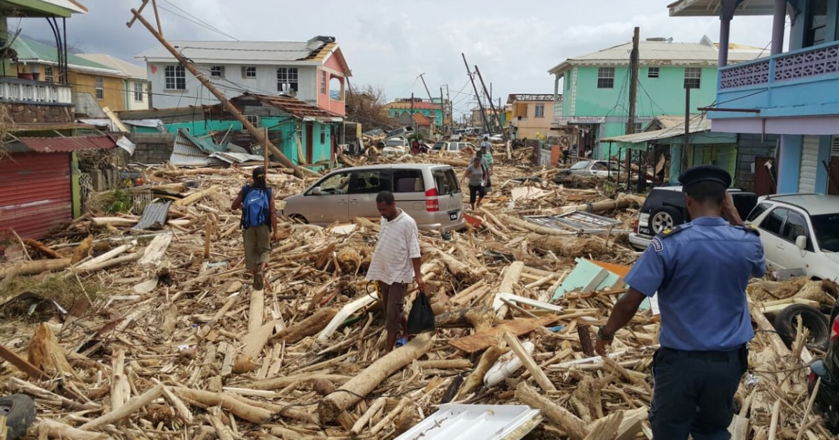 Hurricane Maria Damages Dominica's Main Hospital, Leaves ...