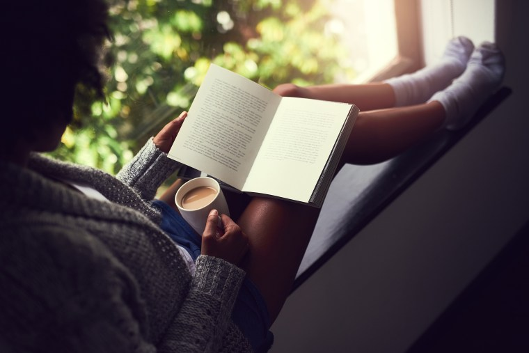 Why 'getting lost in a book' is so good for you, according to science