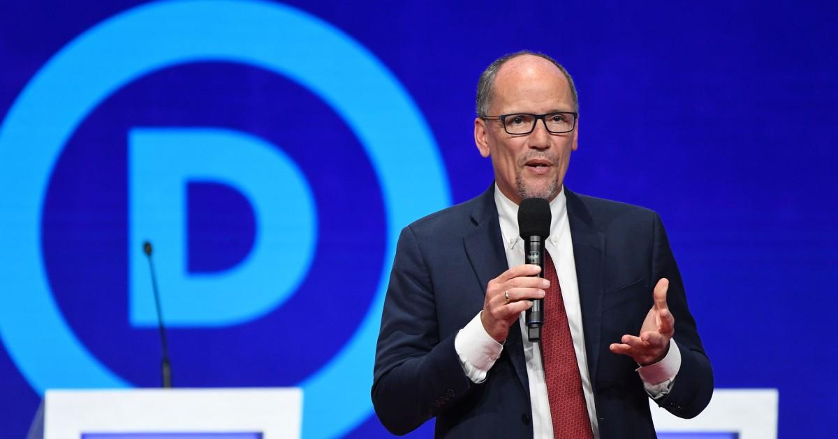 DNC chair calls for recanvass of Iowa caucuses…