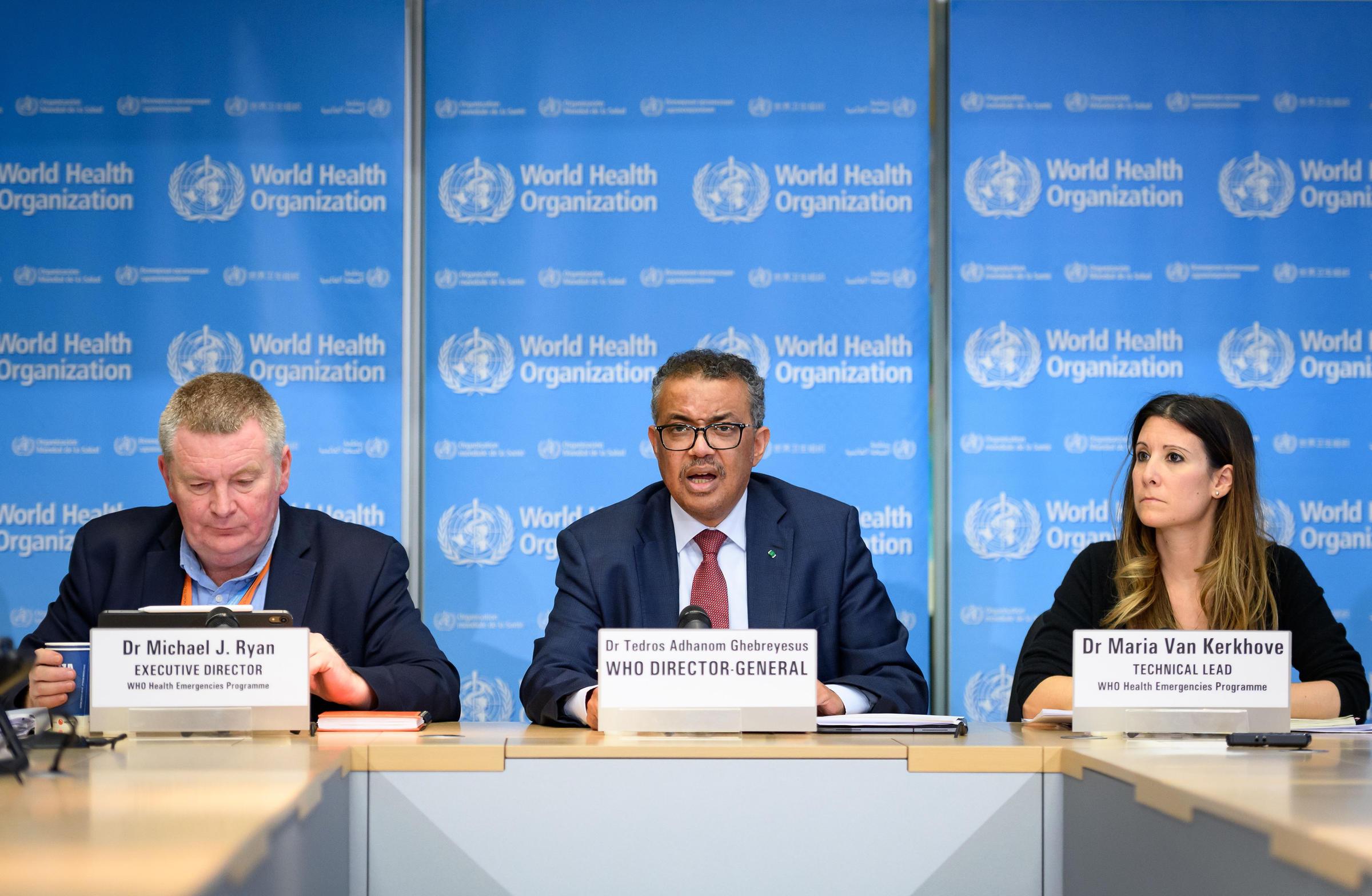Explainer: What Does The World Health Organization Do?   WNMU-FM