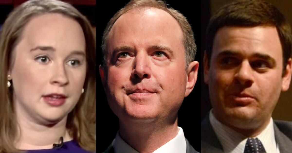 Adam Schiff has 2 aides who worked with whistleblower at ...