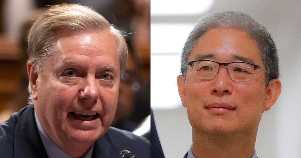 DOJ official Bruce Ohr meets with Senate Judiciary Committee behind closed doors…