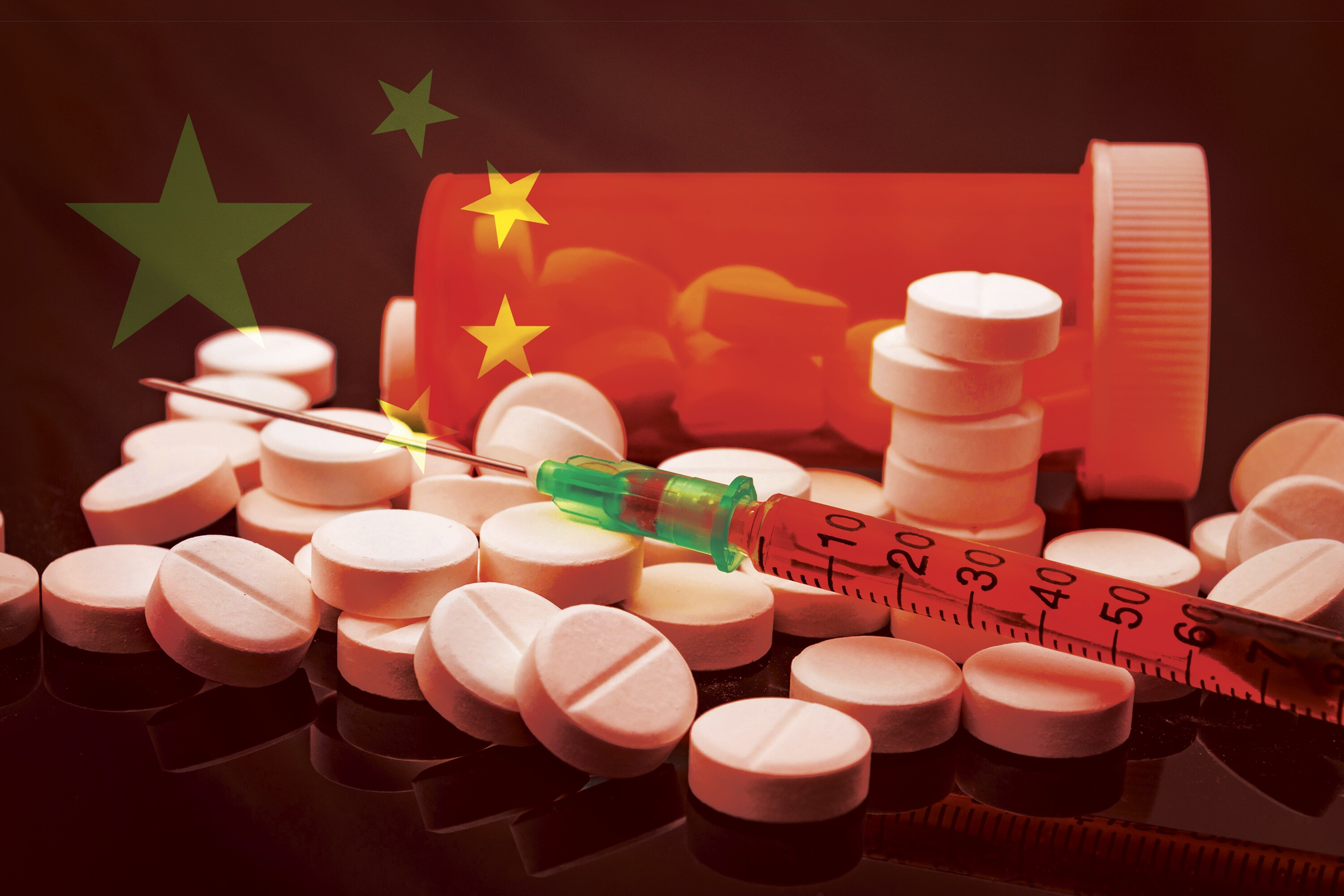 Brazen fentanyl sales continue online as China vows crackdown
