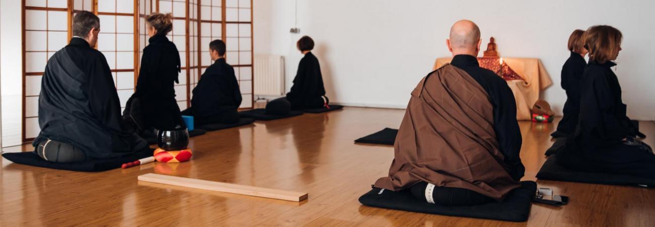 Zen Meditation Saarbrücken (Zen Dojo Saarbrücken / Saarland)