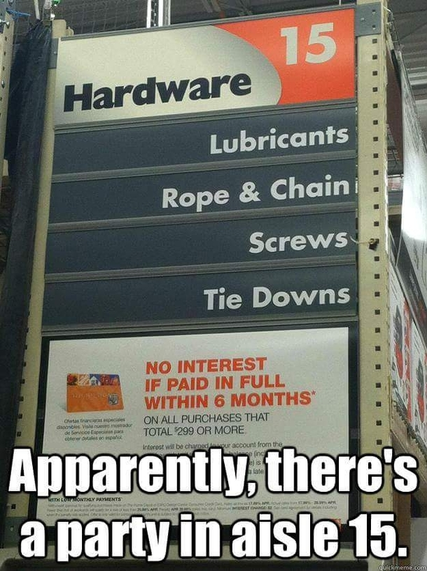 shades of Home Depot - Meme Guy