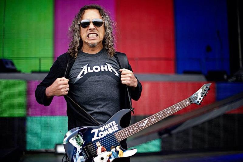 Kirk Hammett Tells What Happened in His Life When He Quit ...