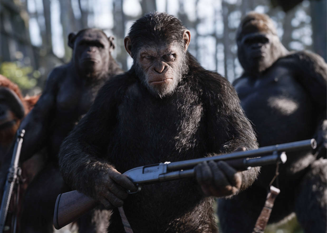 Behind the Sounds of War for the Planet of the Apes ...