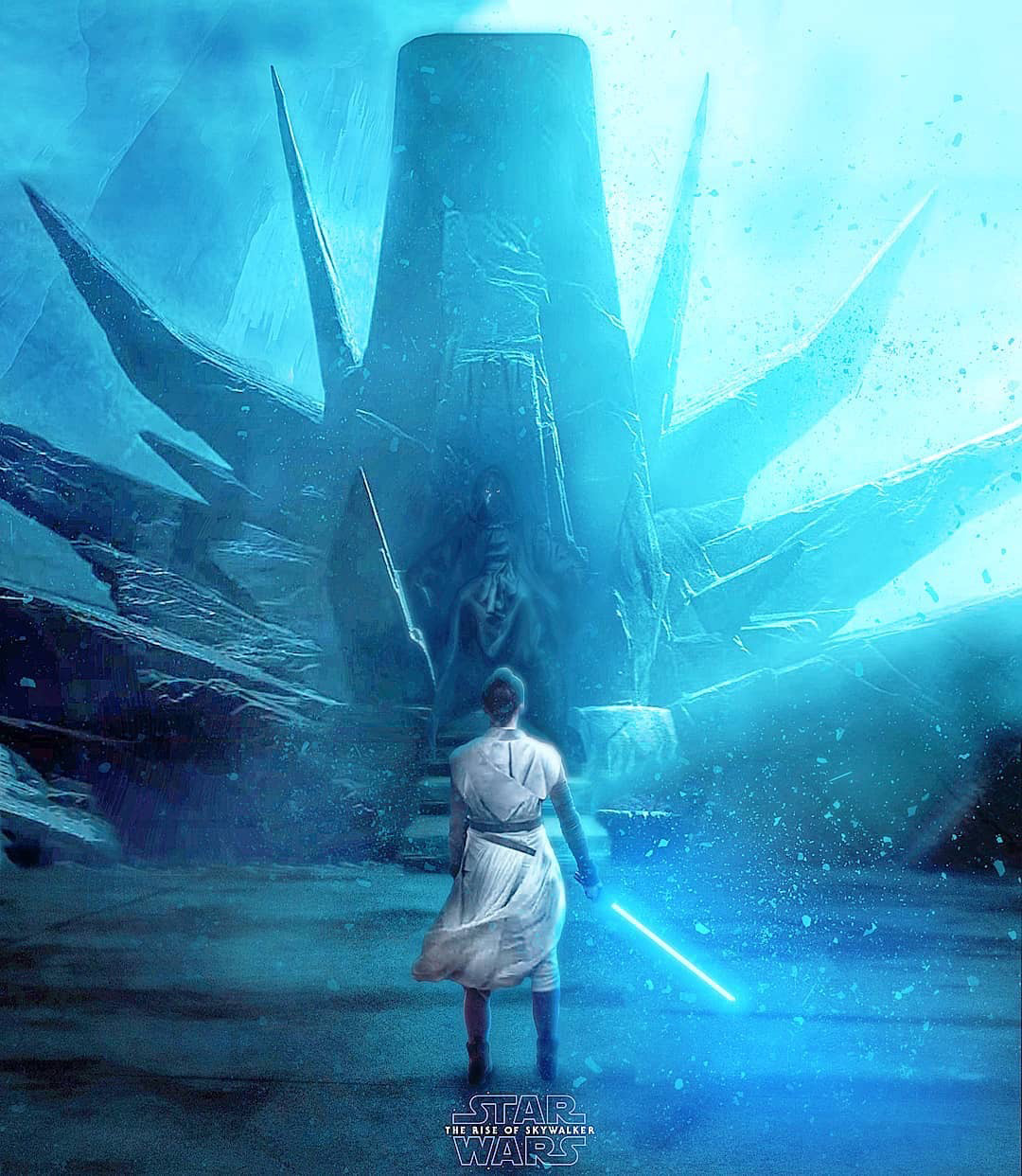 Star Wars – The Rise of Skywalker – The Emperor's Throne ...